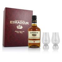 Edradour Presentation Gift Pack & 2 Nosing Glasses