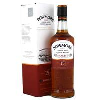 Bowmore Darkest 15 Year Old Whisky - 35cl