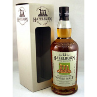 Hazelburn 12 Year Old Whisky