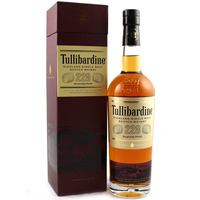 Tullibardine 228 - Burgundy Finish