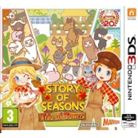 Image of Story of Seasons 2 Trio of Towns