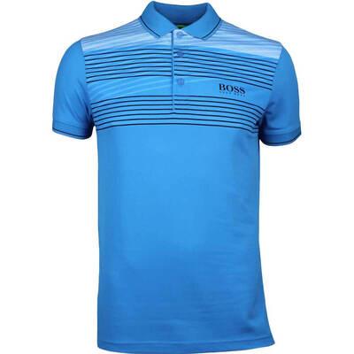 Hugo Boss Golf Shirt Paddy Pro 1 Blue Aster PS18