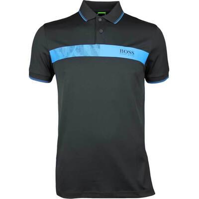 Hugo Boss Golf Shirt Paule Pro 1 Black PS18