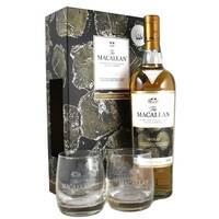 Macallan Gold Double Glass Pack