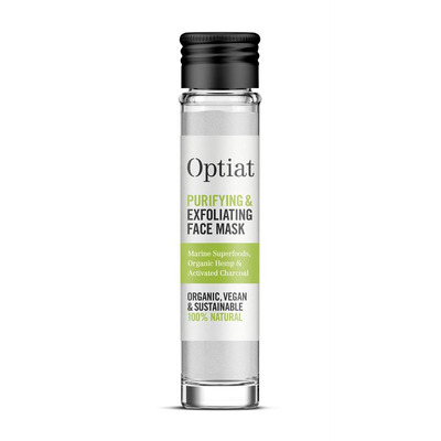 Optiat Organic Men's Purifying Face Mask 30g