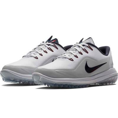 Nike Golf Shoes Lunar Control Vapor 2 White Platinum 2018