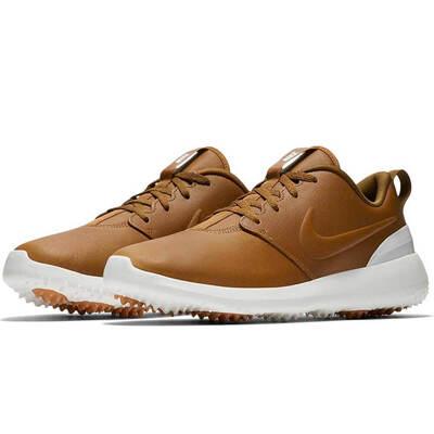 Nike Golf Shoes Roshe G Premium Ale Brown 2018