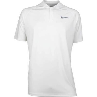 Nike Golf Shirt NK Dry Momentum Blade White AW19