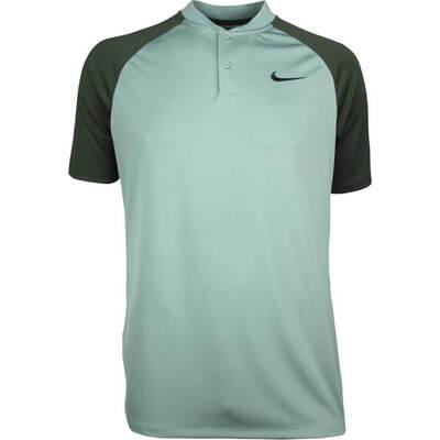 Nike Golf Shirt NK Dry Momentum Blade Clay Green SS18