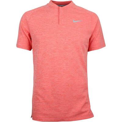 Nike Golf Shirt Aeroreact Momentum Blade Rush Coral SS18