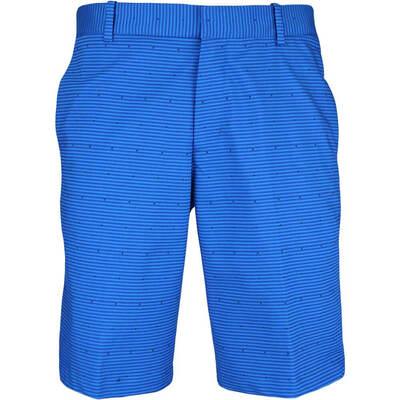 Nike Golf Shorts NK Flex Slim Micro Dot Blue Nebula SS18