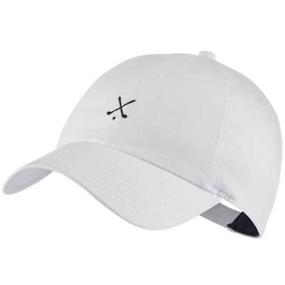 Nike Golf Cap NK Heritage 86 White SS18