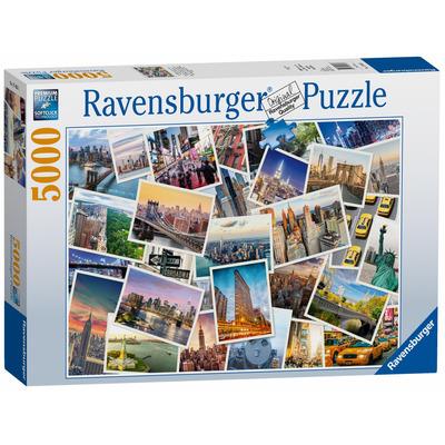 Ravensburger New York, 5000pc Jigsaw puzzle
