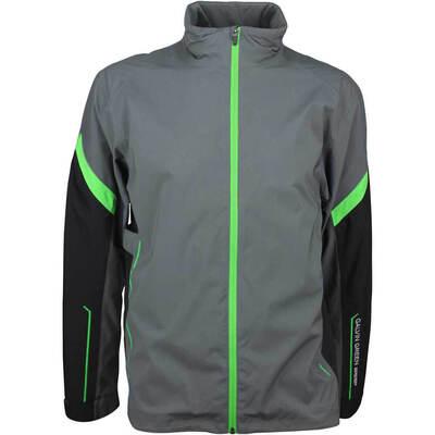 Galvin Green Waterproof Golf Jacket ALLEN Iron Grey 2018