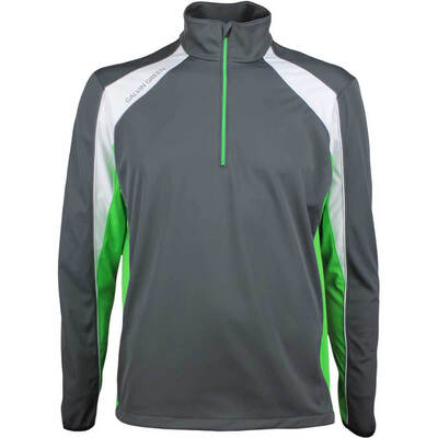 Galvin Green Golf Jacket LENNOX Interface 1 Iron Grey Green 2018