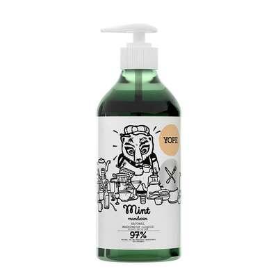 Yope Mint & Mandarin Washing-Up Liquid 750ml