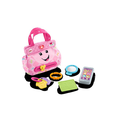 Fisher Price Laugh & Learn Smart Stages Purse English & French