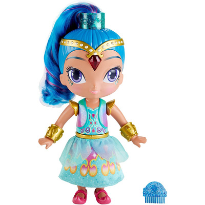 Fisher Price Shimmer And Shine Wish And Twirl Shine