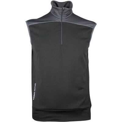 Galvin Green Golf Pullover DAMON Insula Black SS18