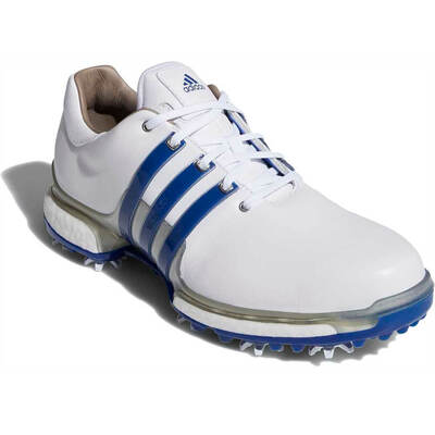 Adidas Golf Shoes Tour360 Boost 20 White Collegiate Royal 2018