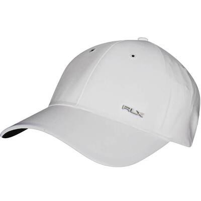RLX Golf Cap Ascent Tech Pure White AW18