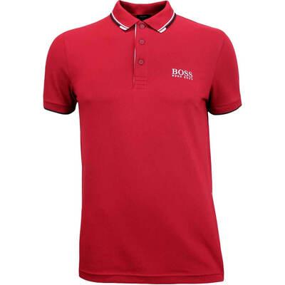Hugo Boss Golf Shirt Paddy Pro Rhubarb FA18