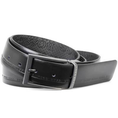 Hugo Boss Golf Belt Tomas Reversible Black FA18