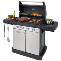 Campingaz Master 4 Series Classic SBS 4 Burner Gas BBQ with Side Burner