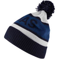 Image of Adidas Golf Hat - Wordmark Pom Beanie - Collegiate Navy AW18