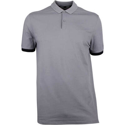 Nike Golf Shirt NK Dry Pique Gunsmoke AW18