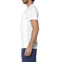 Asics Athlete Cooling Mens Tennis T-Shirt - White, L