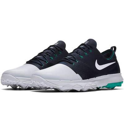 Nike Golf Shoes FI Impact 3 Pure Platinum Obsidian 2018