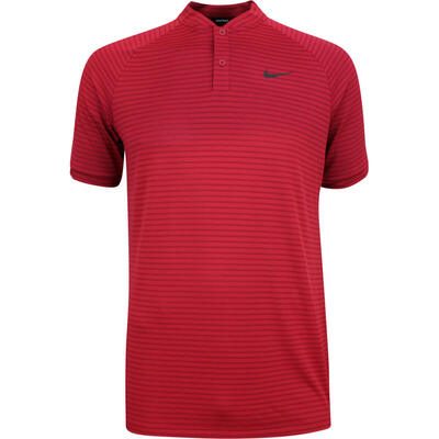 Nike Golf Shirt TW Zonal Cooling Blade Red Crush AW18