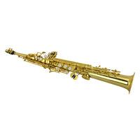 Alto Saxophone Lacquered Brass