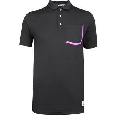 PUMA Golf Shirt Faraday Black SS19