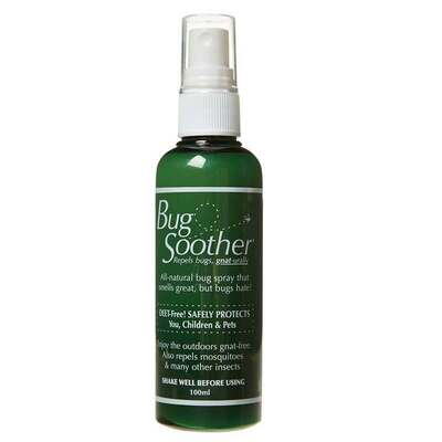 Bug Soother Natural Insect Repellent 100ml