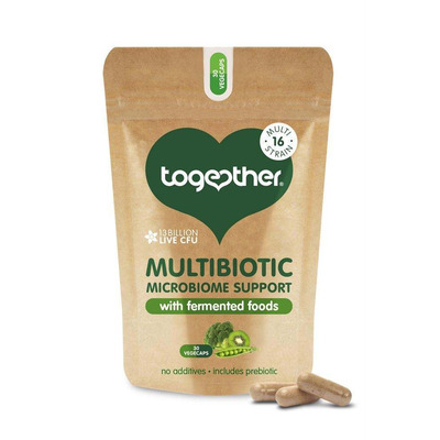 Together Multibiotic Fermented Food 30 Capsules