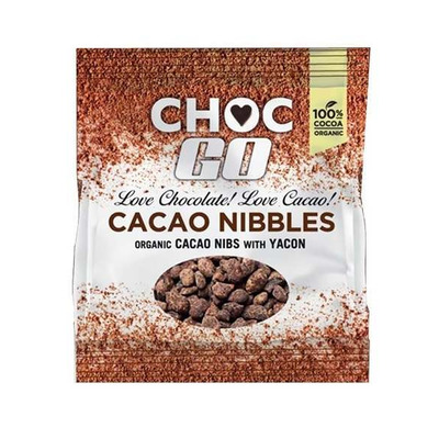 Choc Chick Cacao Nibbles With Yacon 30g