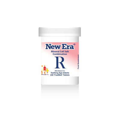 New Era Combination R - For Teething Age Infants 240 Tablets