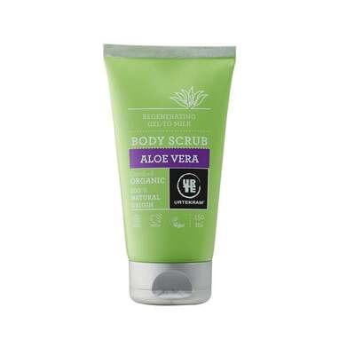 Urtekram Organic Aloe Vera Body Scrub 150ml