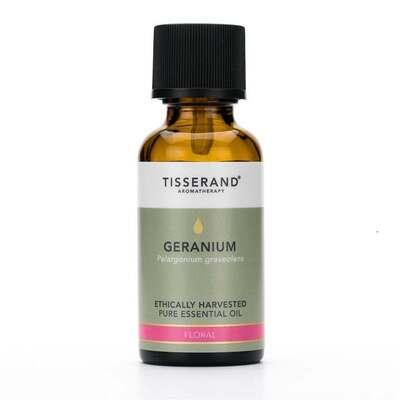 Tisserand Geranium Ethically Harvested Essential Oil 30ml
