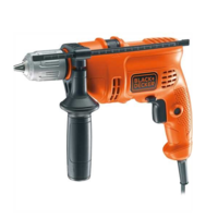 Image of Black & Decker KR504CRESK 500W Percussion Hammer Drill