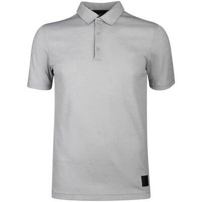adidas Golf Shirt Adicross No Show Polo Grey Two AW19