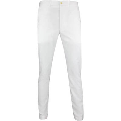 Ralph Lauren POLO Golf Trousers Performance Chino White SS20