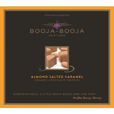 Booja Booja Almond & Sea Salt Caramel Chocolate Truffles 138g