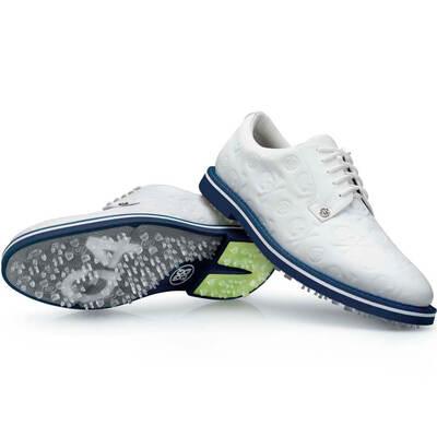 GFORE Golf Shoes Embossed Gallivanter Snow Twilight 2019