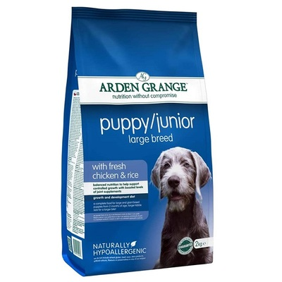 Arden Grange Puppy / Junior Large Breed