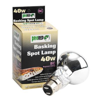 ProRep Basking Spotlamp BC (Bayonet)