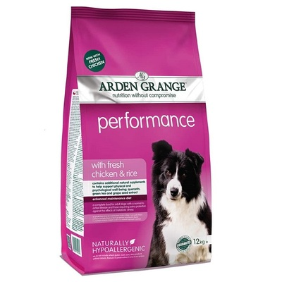Arden Grange Dog Adult Performance