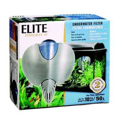 Elite Stingray Internal Underwater Filters
